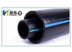 丹东PE中水管材
